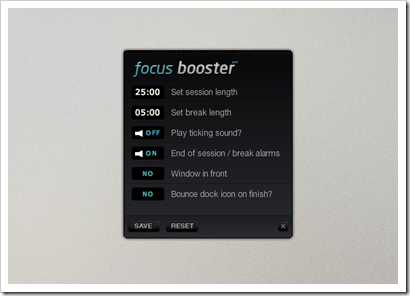 Focus_Booster_Settings